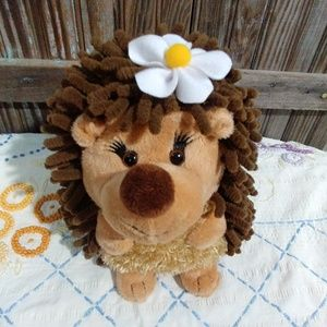 Baker's Girl Scout Collectable Hedgehog